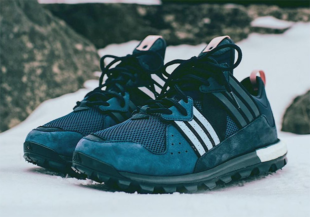 4464c9ac KITH adidas Trail Boost Ronnie Fieg Collaboration | SneakerNews.com