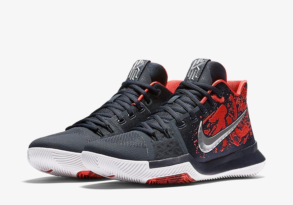Nike Kyrie 3 Samurai