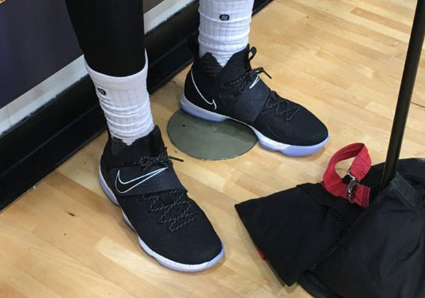 LeBron James debuted his newest signature shoe a3e0a6d0f