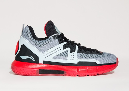 """The Li-Ning Way of Wade 5 """"Lava Red"""" Releases This Saturday"""