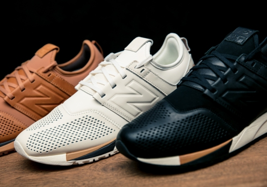 Exploring The Details of the New Balance 247