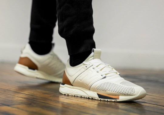 """An On-Foot Look At The New Balance 247 """"Luxe Pack"""""""