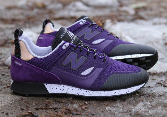 The New Balance Trailbuster Re-Engineered Returns In Purple