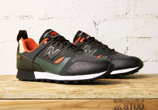 The UNDFTD Look Hits The New Balance Trailbuster Re-engineered