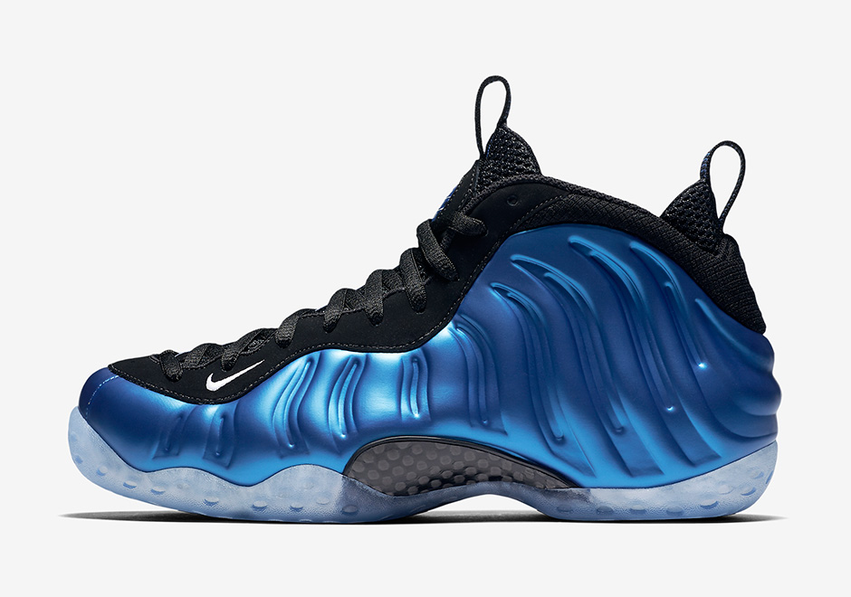 f347049b6e7 Nike Foamposite One Royal 2017 Release Date 895320-500