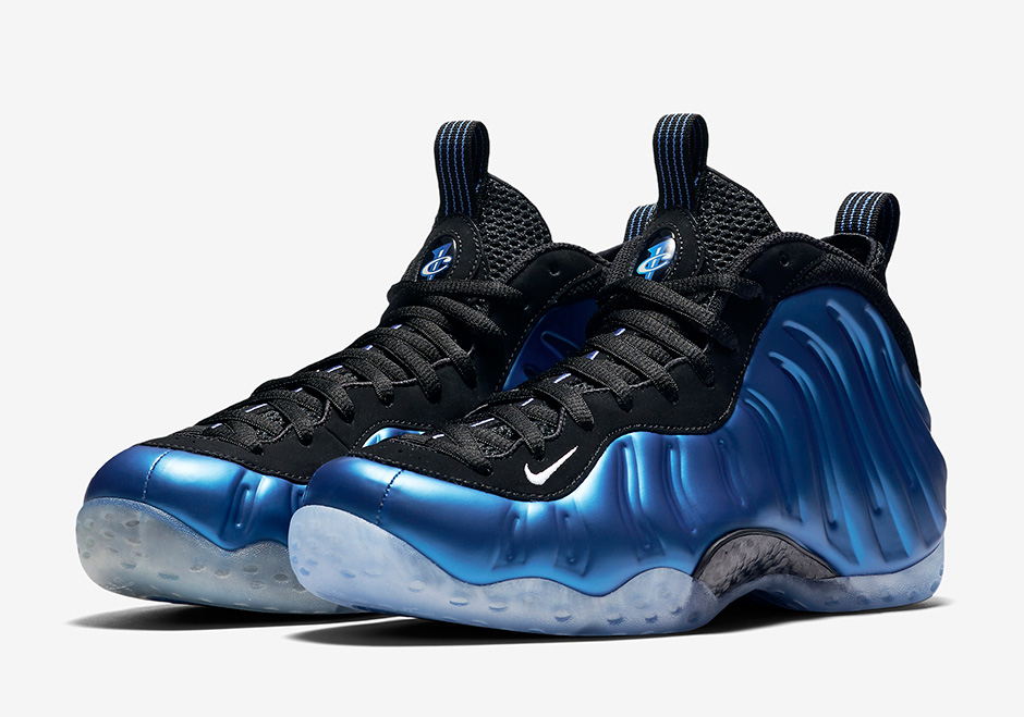 f7115930ab9 Nike Foamposite One Royal 2017 Release Date 895320-500