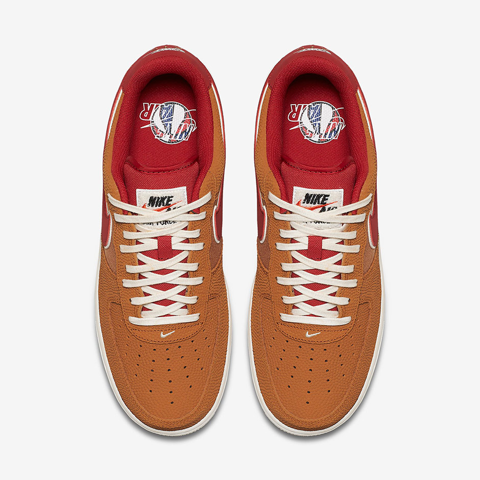 5cff14849e2bf Nike Air Force 1 Low Basketball Leather