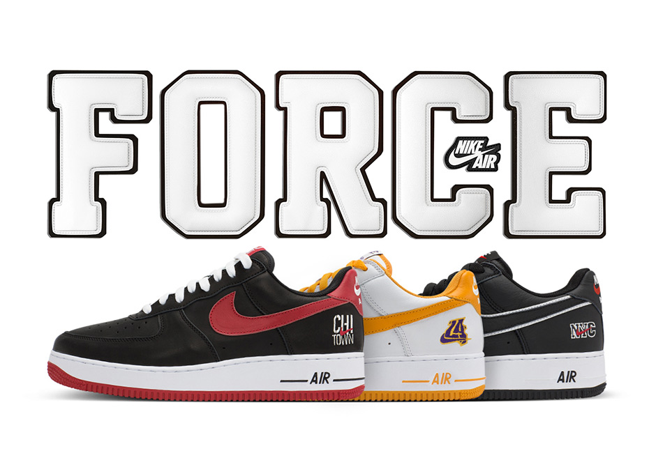 nike air force 1 city pack release date. Black Bedroom Furniture Sets. Home Design Ideas