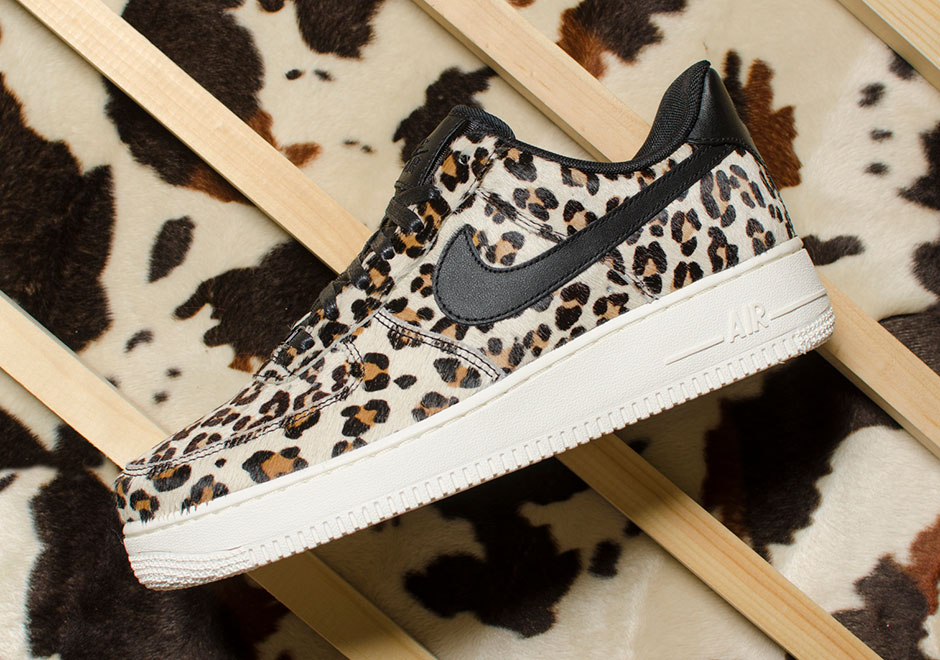 052314a417 Nike Air Force 1 Low Animal Print Pack | SneakerNews.com