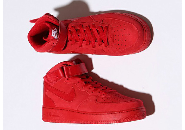 "d18e6c5753cf3 ... Nike Air Force 1 Mid ""Red October"" Is Coming Soon ..."