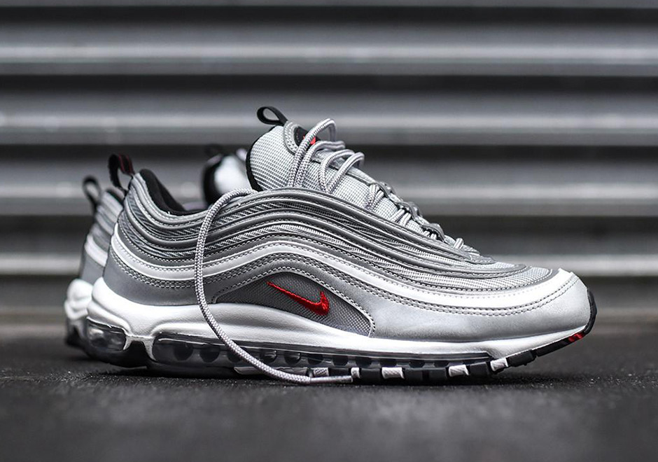 on sale fdf38 2bf17 Nike Air Max 97 OG Silver 2016 Release Date   SneakerNews.com
