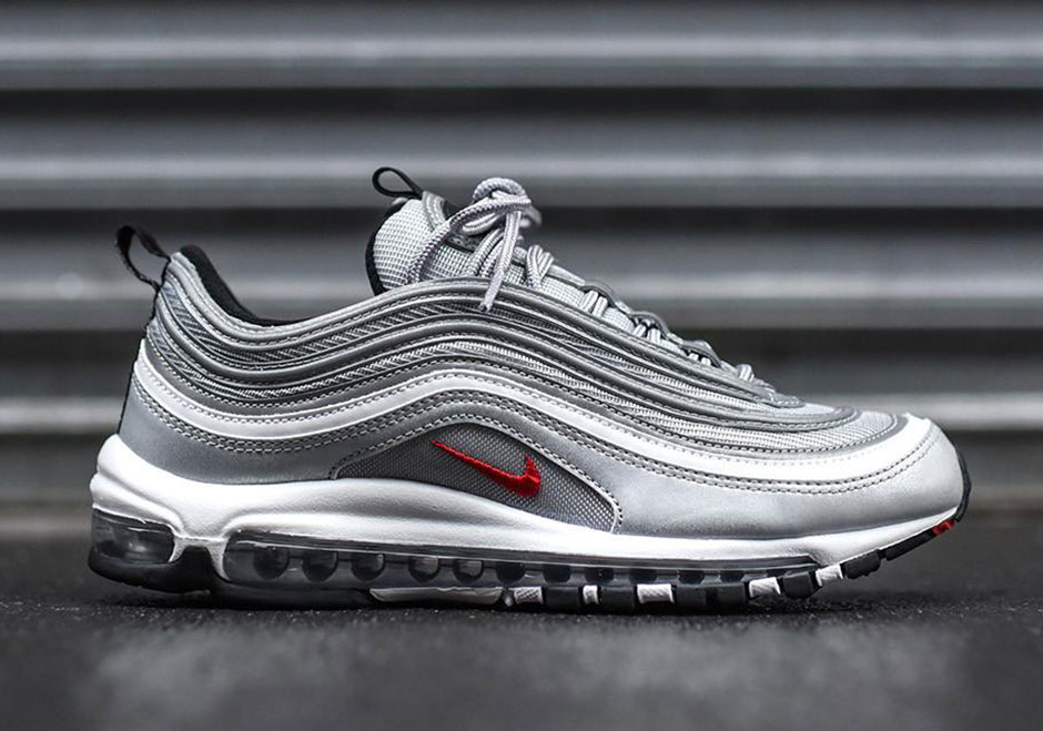 nike air max 97 og silver 2016 release date. Black Bedroom Furniture Sets. Home Design Ideas