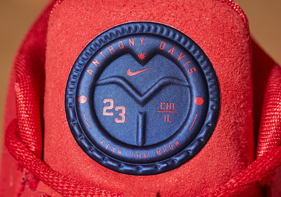 a018cdf3e2b Nike Air Max Audacity Anthony Davis 2016-2017 PE