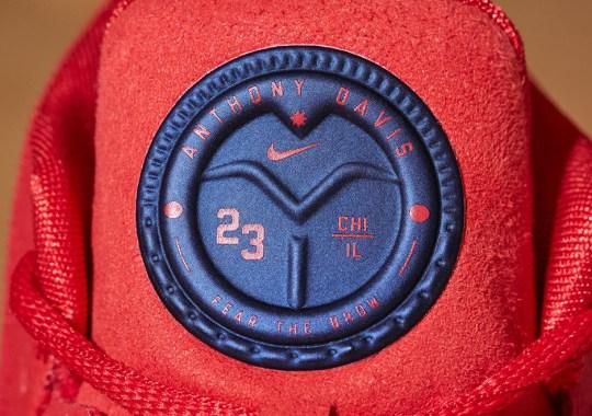 Anthony Davis' Nike PE Pays Tribute To Bryce Dejean-Jones