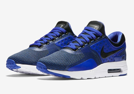 "Nike Air Max Zero ""Paramount Blue"""