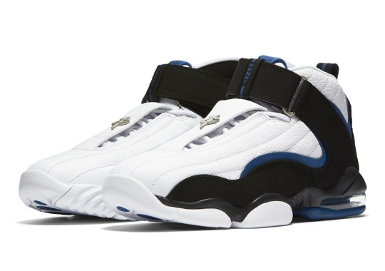 "The Nike Air Penny 4 Coming In Original ""Orlando"" Colors"
