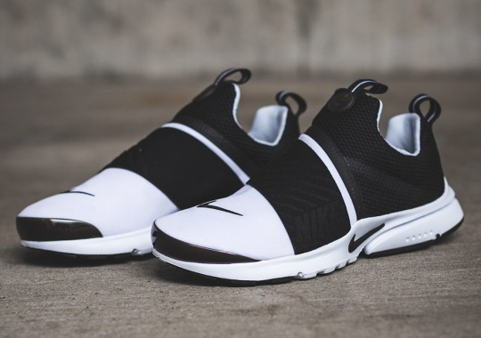 A Closer Look At The Nike Presto Extreme
