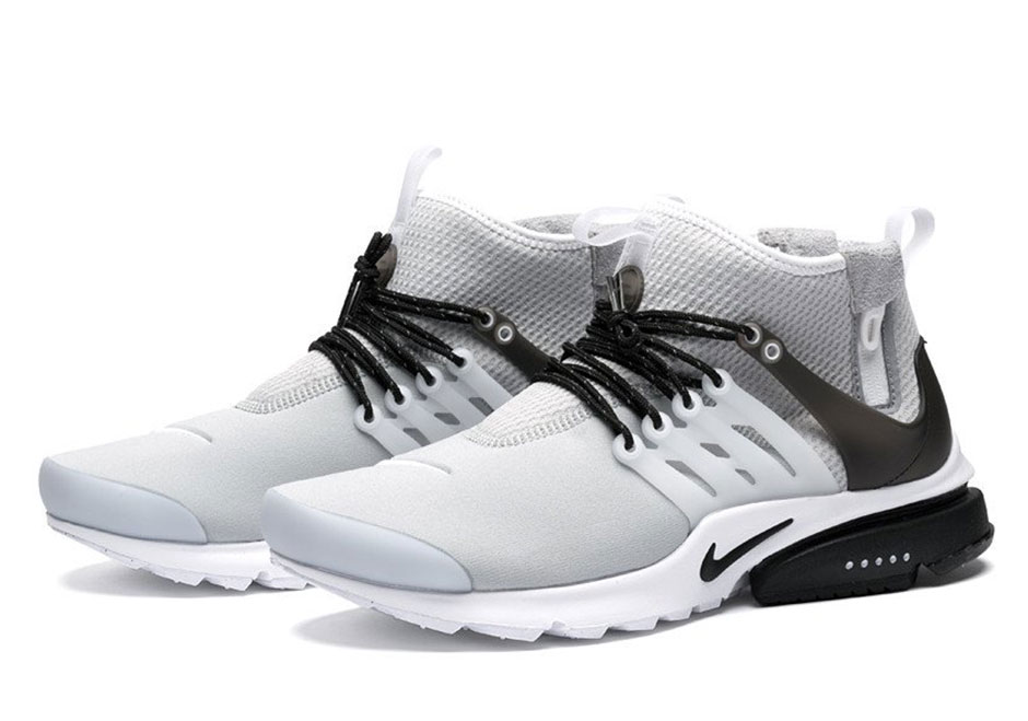 size 40 7c01f 83263 Nike Air Presto Mid Utility Wolf Grey Buy Now   SneakerNews.com
