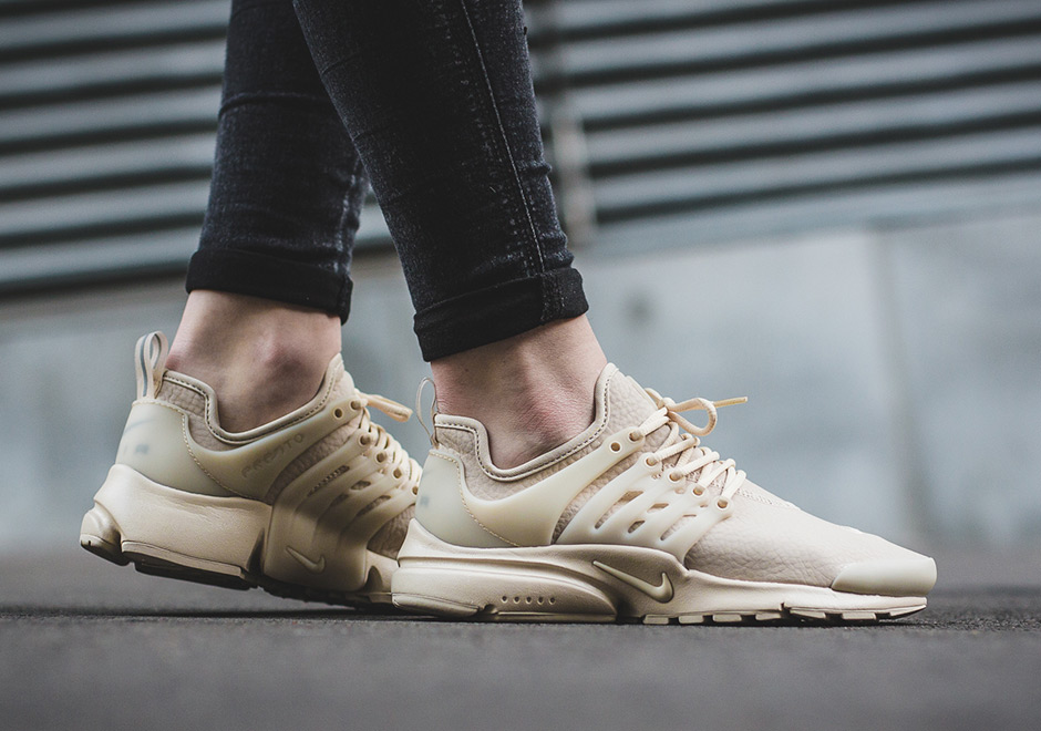 official photos 68622 b0458 Nike Air Presto Premium Oatmeal 878071-100   SneakerNews.com