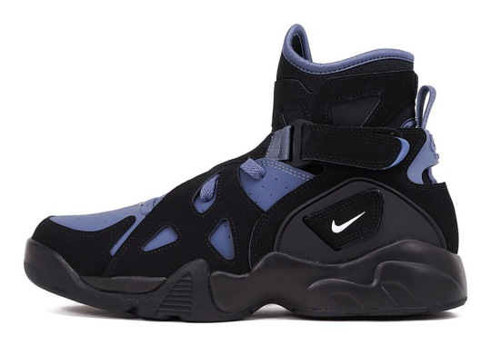 timeless design 9e33b 76bf8 David Robinson. Another Original Nike Air Unlimited Colorway Returns