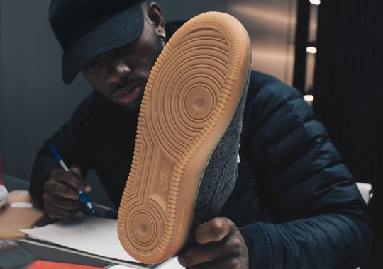 Bryson Tiller Creates An Air Force 1 Bespoke Inspired By His Hometown