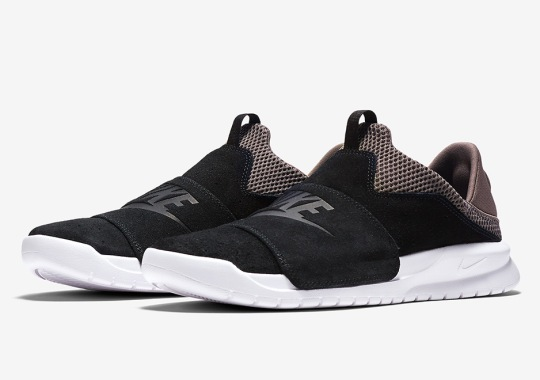 First Look At The Nike Benassi Slip