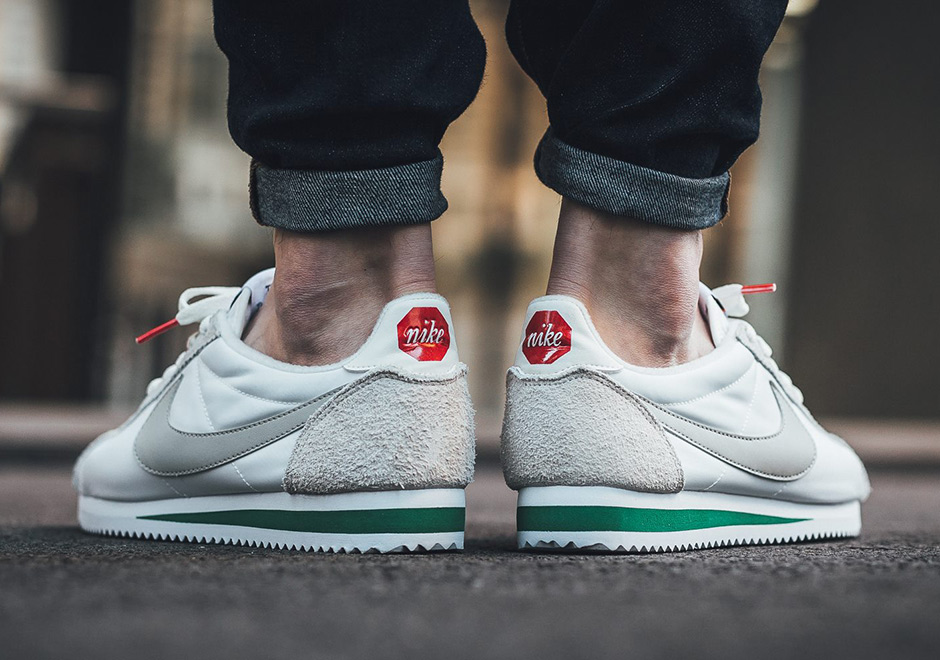new products 5b7e5 fb14c Nike Cortez Stop Sign 876873-100 | SneakerNews.com