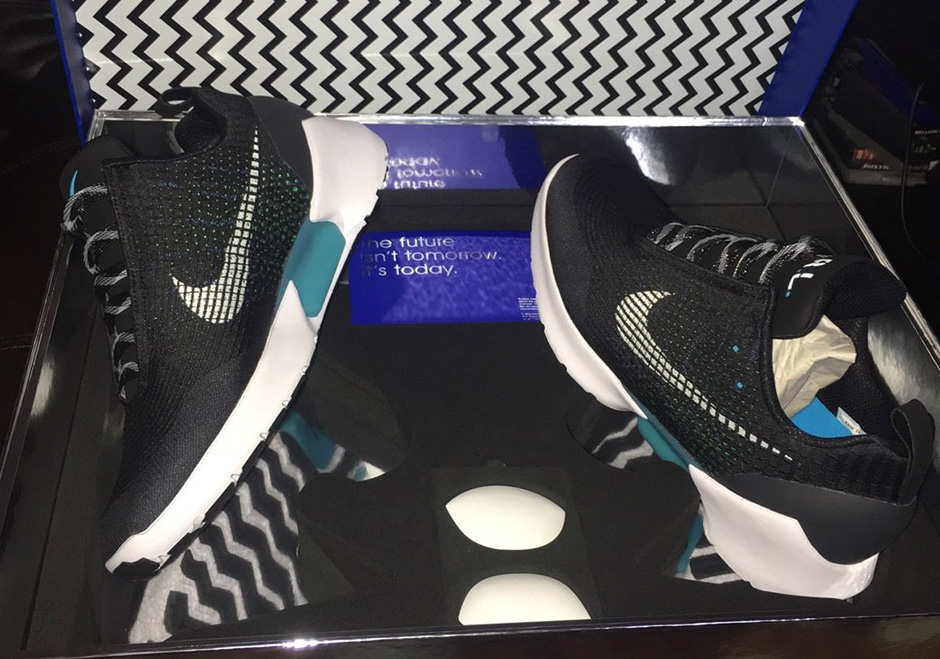 buy popular 2126a 098b0 The Nike HyperAdapt 1.0 Is Already Demanding Insane Prices On eBay