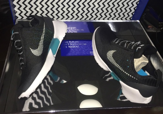 The Nike HyperAdapt 1.0 Is Already Demanding Insane Prices On eBay