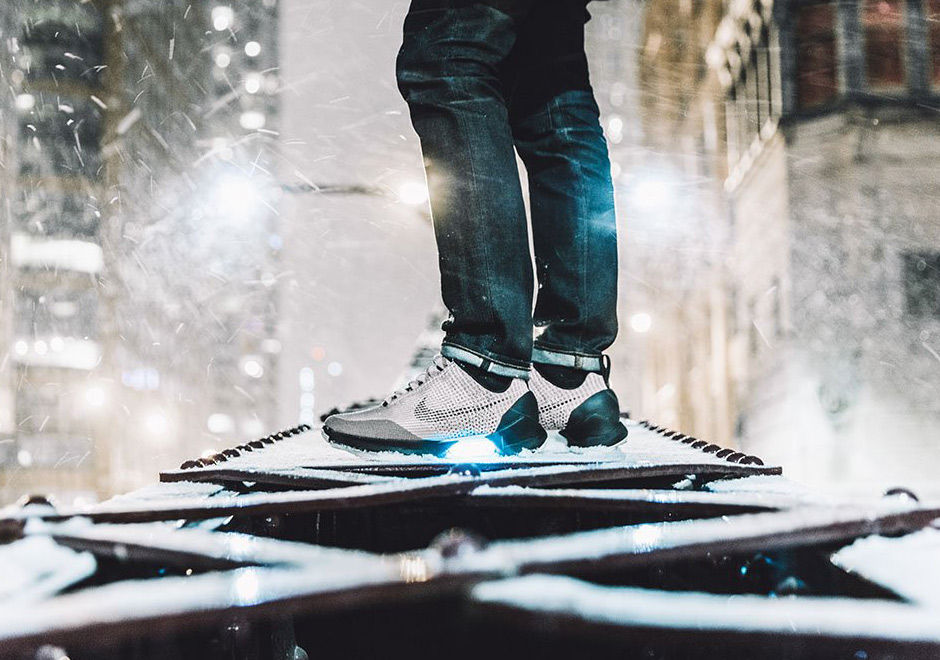 39027d96cfe0 Where To Buy Nike HyperAdapt Self-Lacing Shoe
