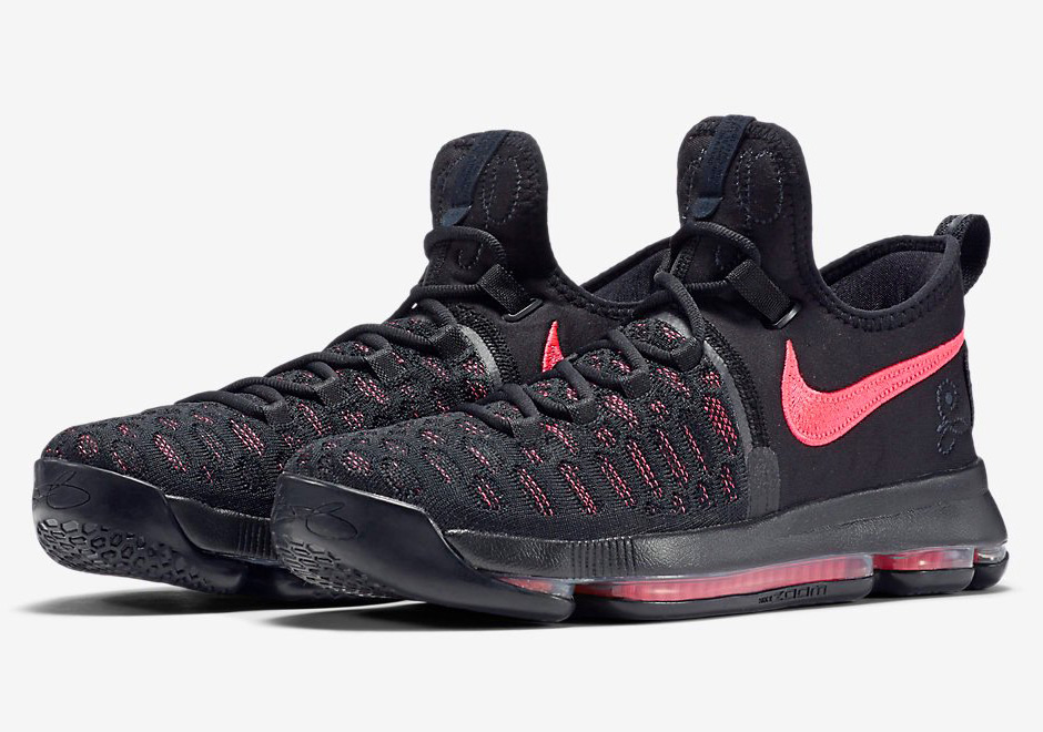 Aunt Pearl Returns To The Nike KD 9