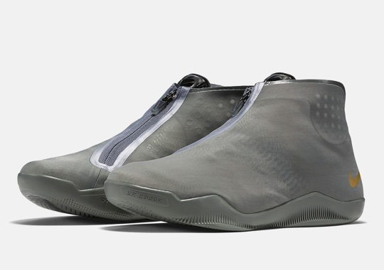 reputable site bac7a 89626 Nike Is Releasing The Kobe 11 With Zippers