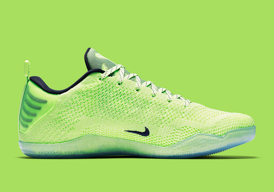 "new styles 25e60 3cdb3 Nike Kobe 11 ""Ghost of Christmas Past"""