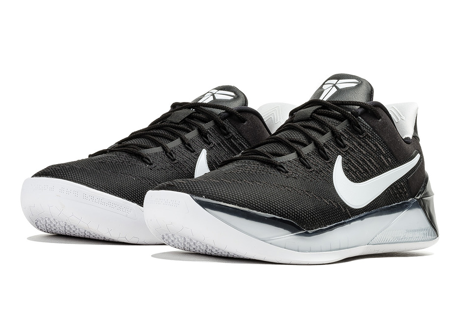 new arrival 1b538 6d829 Nike Kobe AD Black White 852425-001 Available   SneakerNews.com
