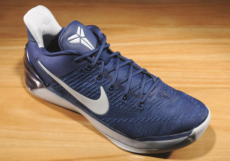 purchase cheap 4fac9 81ffc Kobe AD Midnight Navy Release Date 852425-406   SneakerNews.com