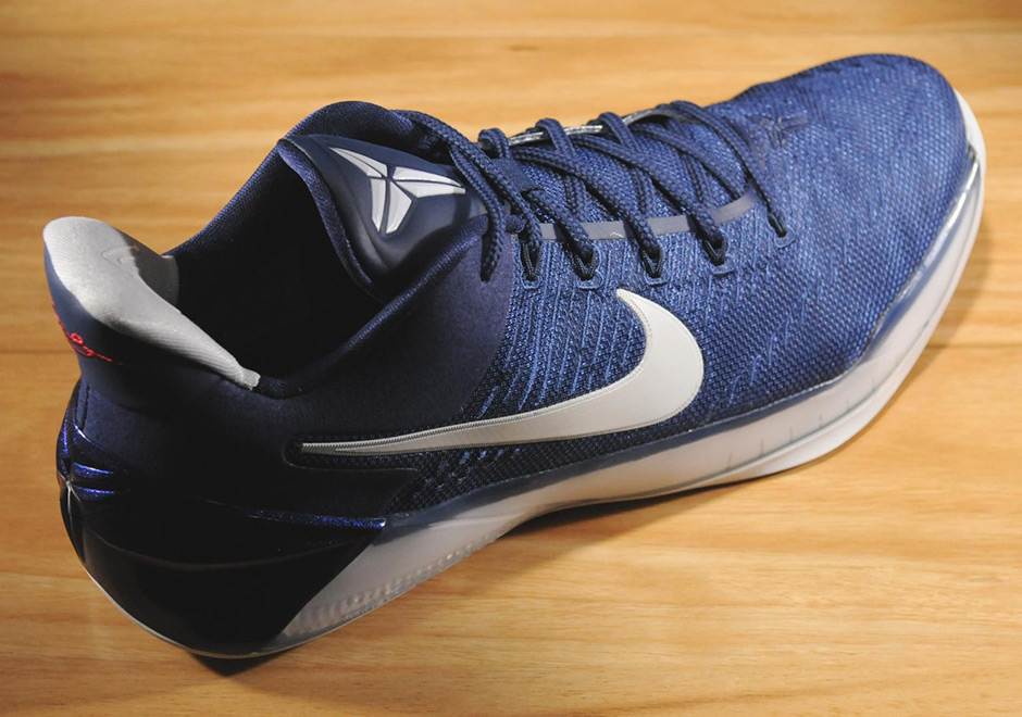 purchase cheap a8e73 9dc65 Kobe AD Midnight Navy Release Date 852425-406   SneakerNews.com