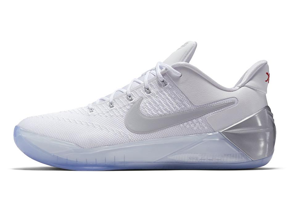 "Nike Kicks Off New Year With Kobe A.D. ""Chrome"" 80f544691"