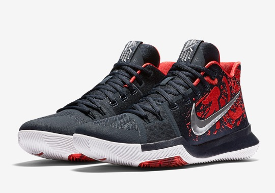 "The Nike Kyrie 3 ""Samurai"" Is Releasing Again In January 2017"