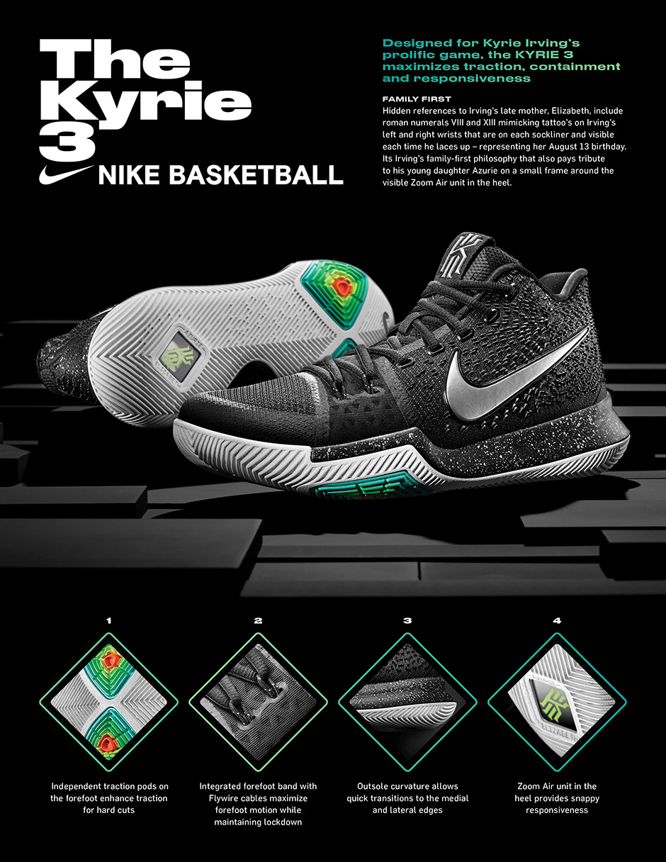 new product 22092 26cb3 best price kyrie 3 price release date and official nike photos sneakernews  b4efb a2244