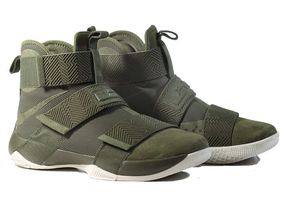 nike lebron soldier 10 blue green
