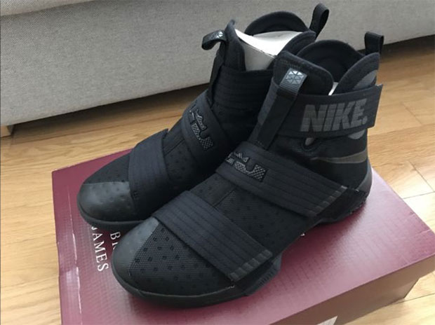 save off cba3b d34f5 Nike LeBron Soldier 10 NYC Exclusive | SneakerNews.com