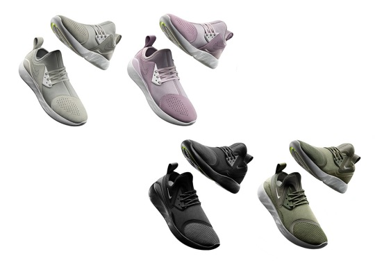 Five New Nike Lunarcharge Colorways Are Releasing This Friday