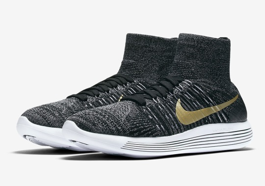 """First Look At The Nike LunarEpic Flyknit """"BHM"""""""