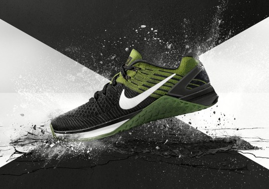 Nike Introduces Metcon 3, Now With Flyknit, For All Your Training Needs