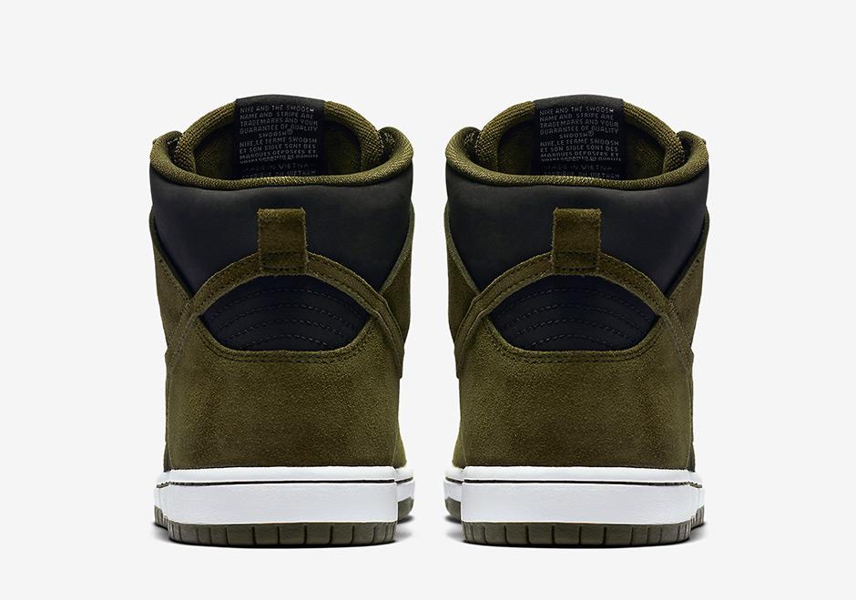 Nike Sb Dunk High 12 Måneder FkgdMznjUY
