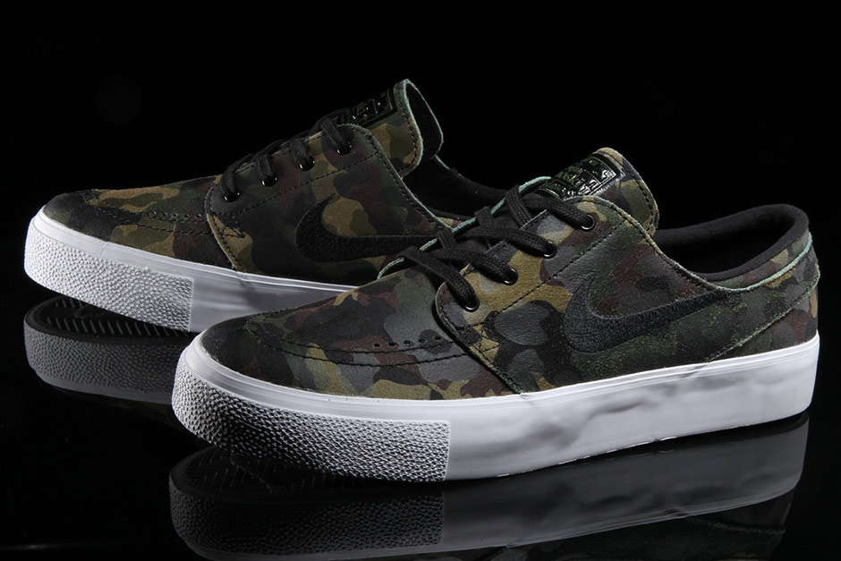 Nike Camo Janoski Shoes