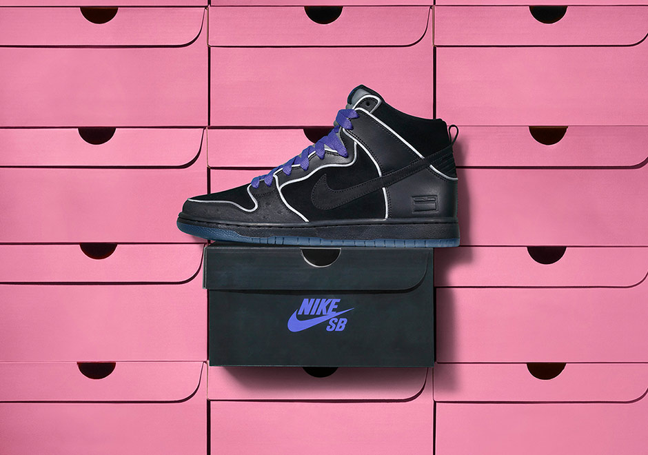 "Nike SB Dunk High ""Purple Box"" Releases December 26th c5f87dde5"