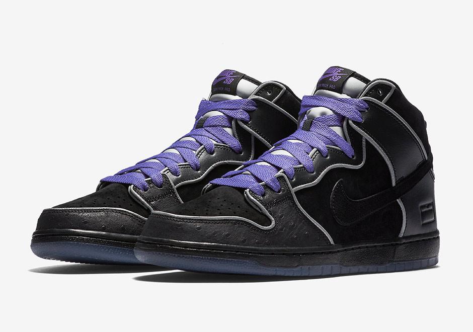 Nike Sb Dunk High Purple Box 2016 Release Date