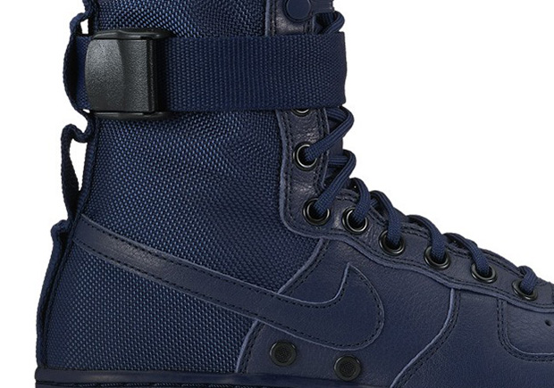 SneakerNews.com,Nike SF AF1 Binary Blue Women's Colorway