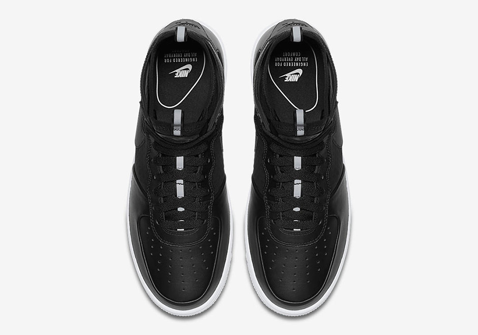 e4128179f3 Nike Ultra Force 1. Color: Black/Black-White Style Code: 864014-001. Release  Date: January 5, 2017. Price: $110